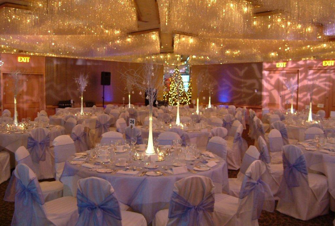 Wedding - Crystal Pavilion- Pan Pacific Vancouver