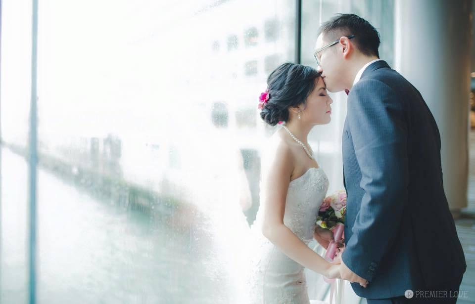 ewong wedding