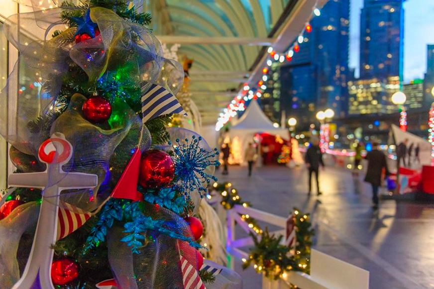Come On Down To Canada Place For An Extra Boost Of Christmas Spirit! The  29th Annual Christmas At Canada Place, Presented By Port Of Vancouver, ...