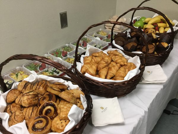 mday pastries