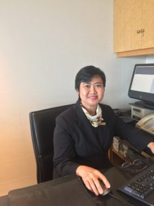 Staff Spotlight: Aileen, Pacific Club