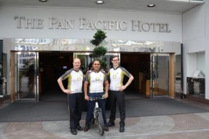 Pan Pacific 2017 GranFondo Team