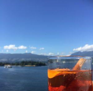 The Smokeshow: Inspired by the Stanley Park Nine O'Clock Gun